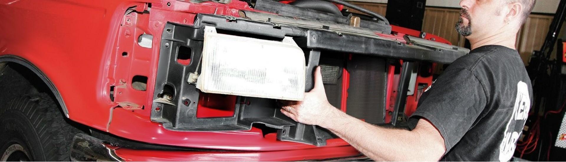 سینی جلو ، قیمت سینی جلو ، replacement header panels