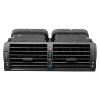 دریچه هوا وسط داشبورد بی ام دبلیو M3و 2005 تا 2006 جنیون 64228363199