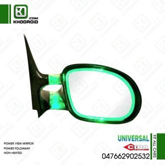 آینه بغل اسپرت سمت شاگرد 047662902532 (دستی-تاشو دستی-بدون گرمکن)