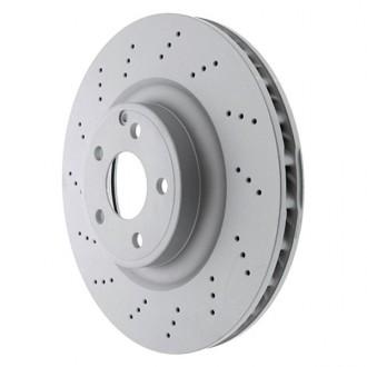 دیسک چرخ جلو سمت راننده لکسوس ESو 2007 تا 2018 جنیون 4351233140
