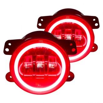 پروژکتور اسپرت قرمز دوج مگنوم 2005 تا 2008 جنیون 814843028332