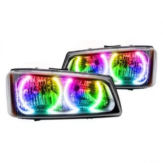 چراغ جلو اسپرتی تو رنگی چوی سیلورادو1500 و 2005 تا 2007 جنیون 719733020154