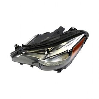 چراغ جلو LED تو کروم سمت راننده بنز E400 و 2010 تا 2017 جنیون 2078208361