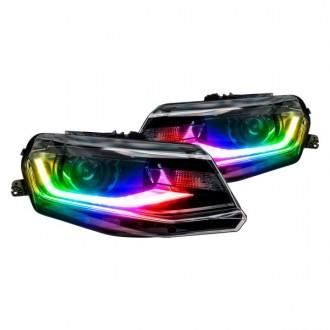 چراغ جلو LED تو رنگی چوی کامارو 2016 تا 2018 جنیون 39823322198