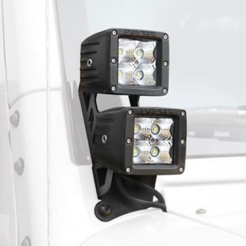چراغ کمکی راننده آفرود جیپ رانگلر 2007 تا 2017 جنیون 844658040359