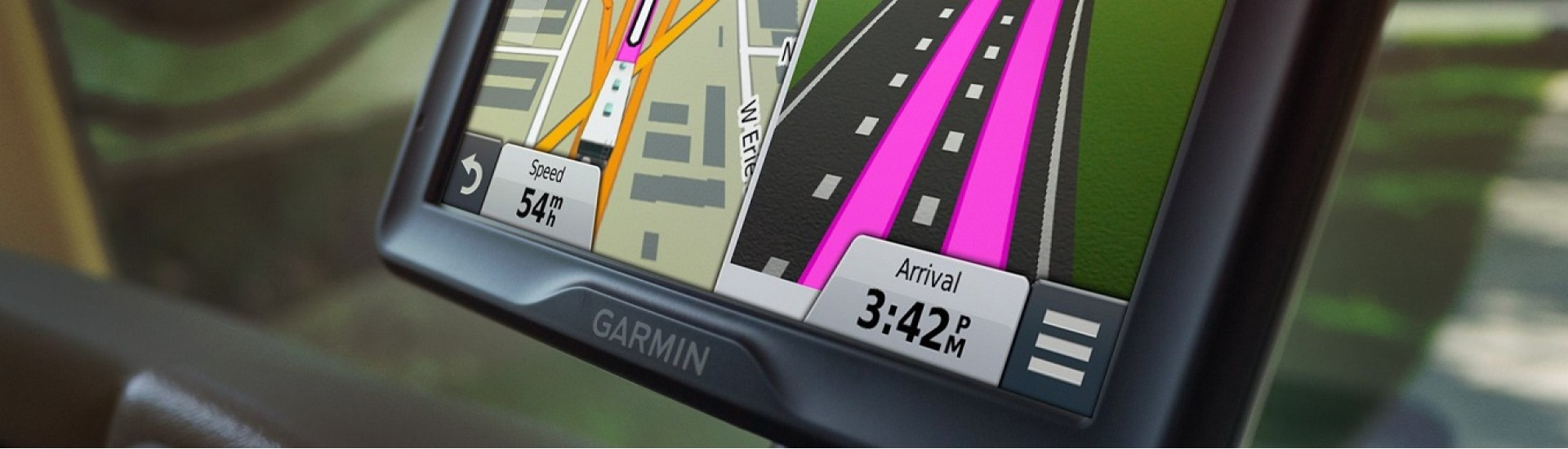 سیستم جی پی اس خودرو ، gps navigation