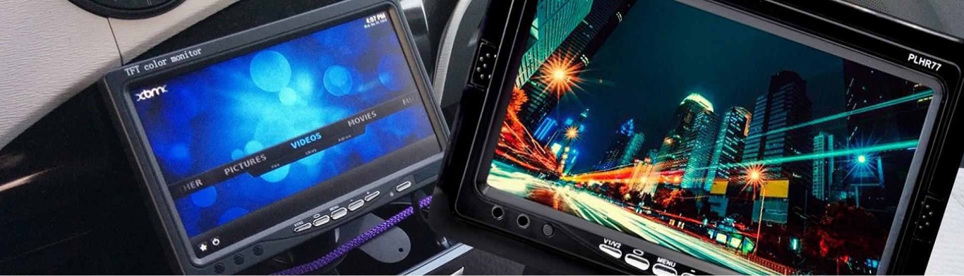 مانیتور و تلویزیون ، multimedia monitors