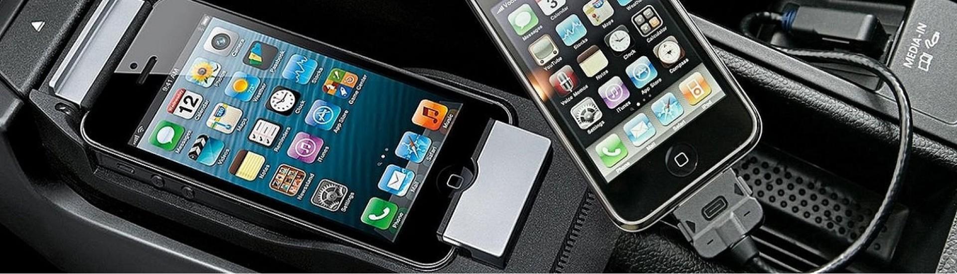 اندروید و  آیفون ، iphone & android integration