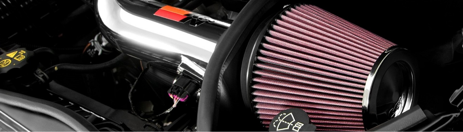 سیستم هواکش ، performance air intake systems