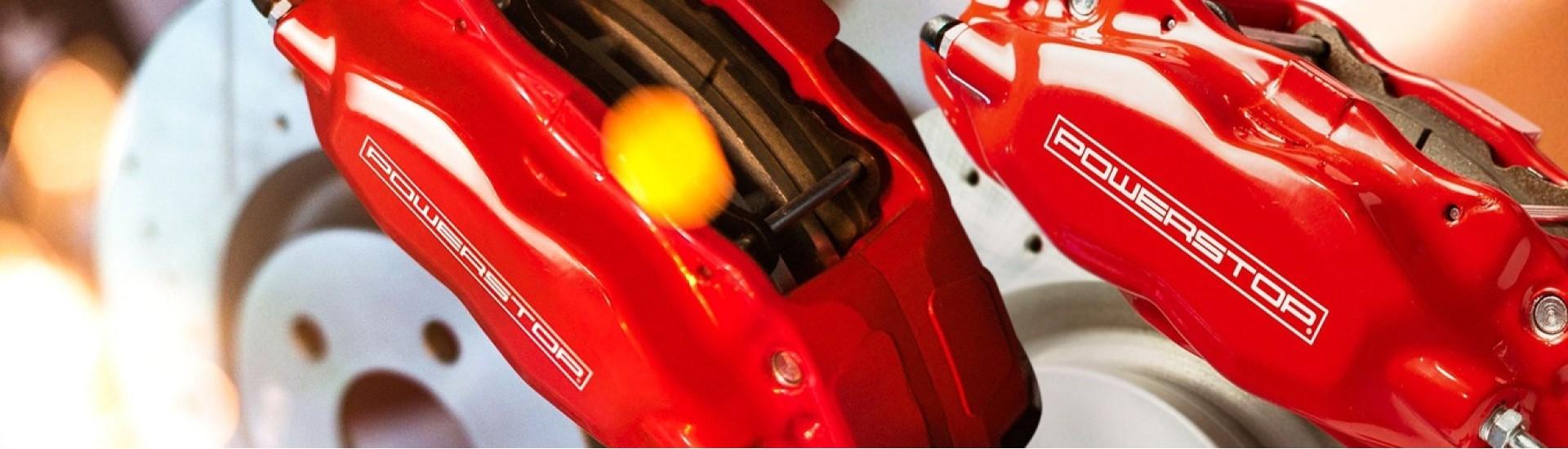 لوازم ترمز ، performance brakes, pads, rotors