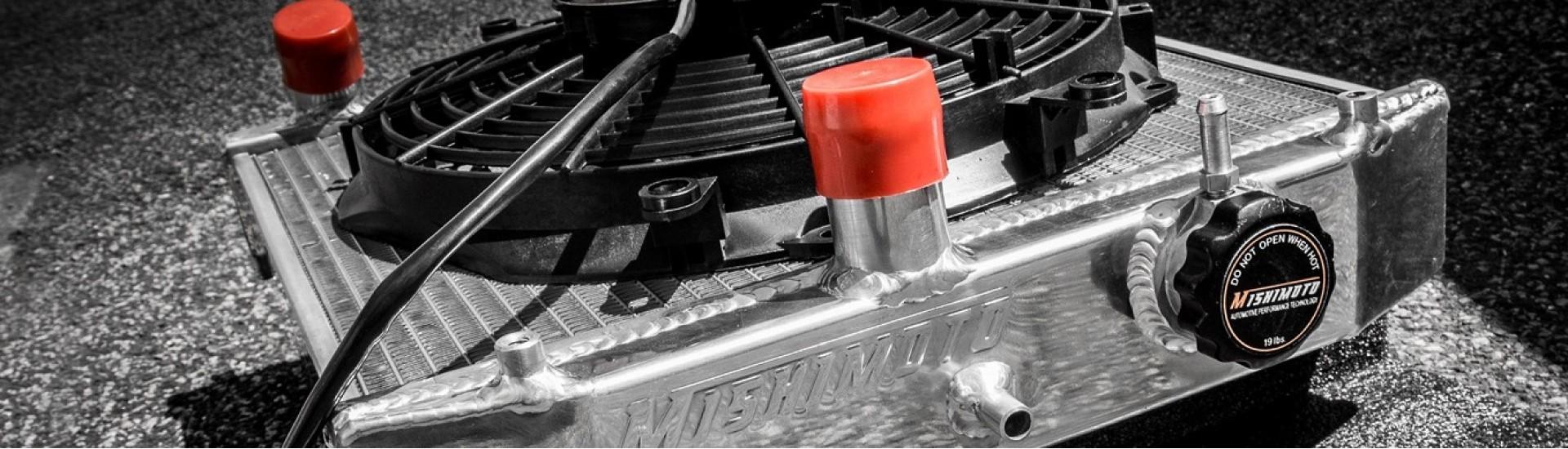 سیستم خنک کننده موتور ، performance engine cooling
