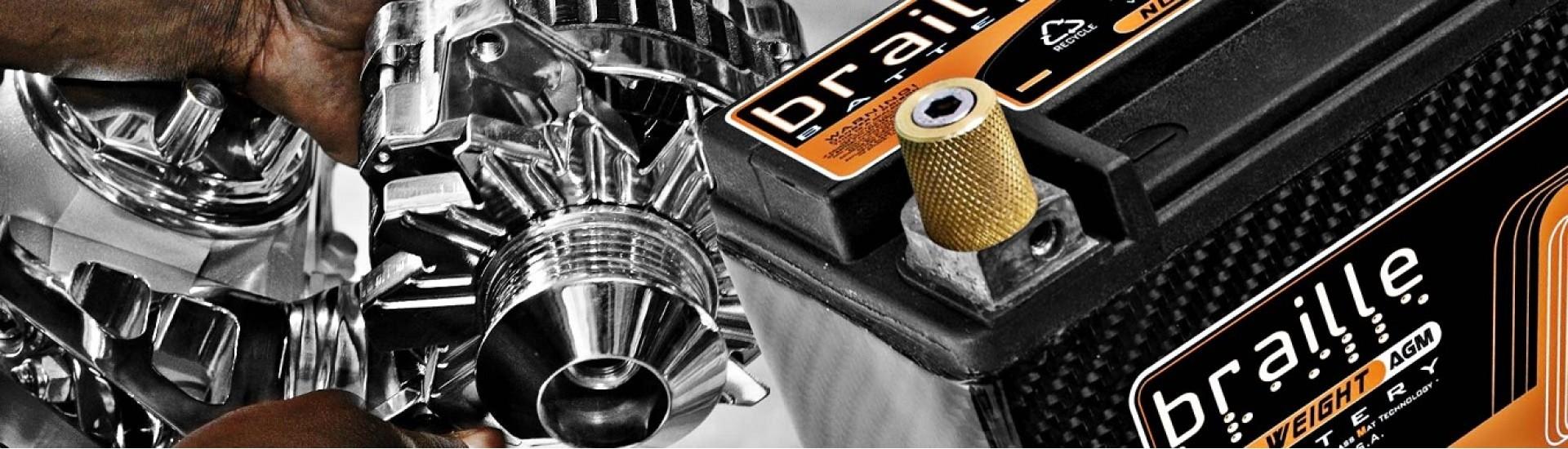 استارت و باتری اسپرت  لندویند سری 1