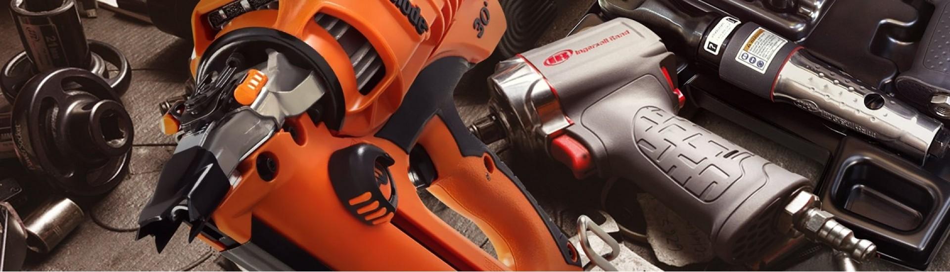 ابزار بادی و کمپرسور ، Air Tools & Compressors