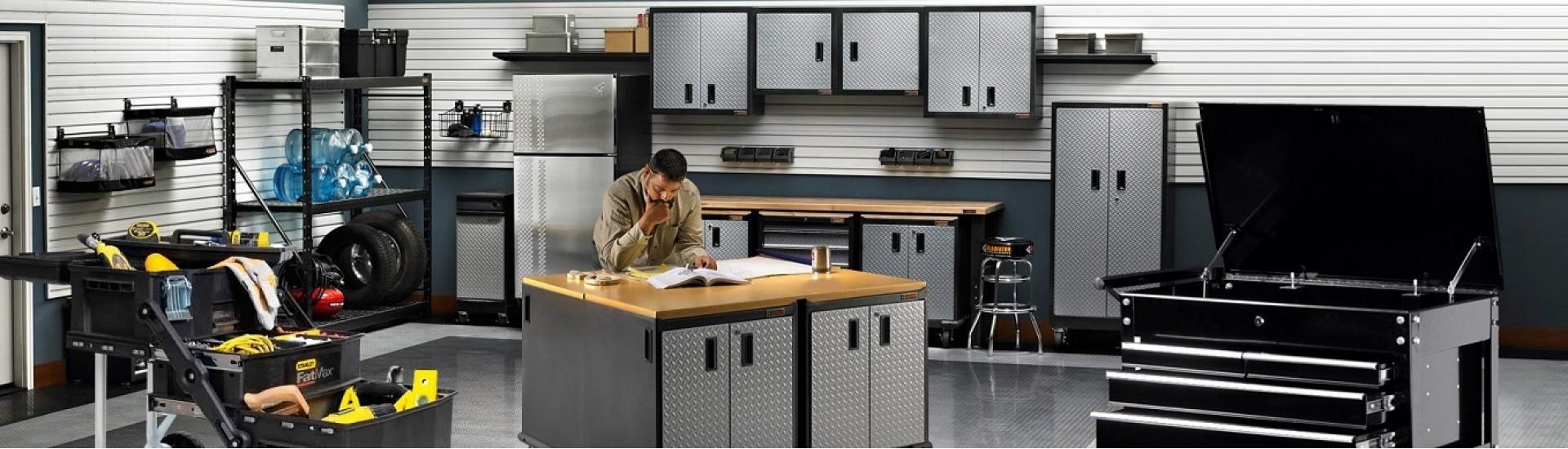 قفسه بندی و ویترین تعمیرگاه ، Storage & Organizers