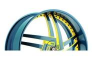 رینگ چرخ رنگی